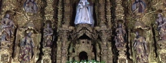 Templo de San Felipe Neri is one of Locais curtidos por Restaurante Catedral.