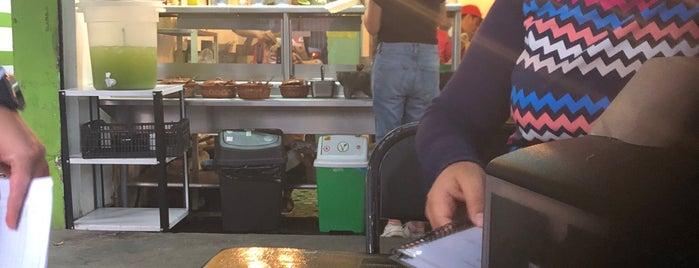 Por Siempre Vegana Taquería [Coahuila] is one of CDMX.