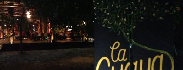 La Guaya, Las delicias de Luca is one of สถานที่ที่บันทึกไว้ของ Yesica.