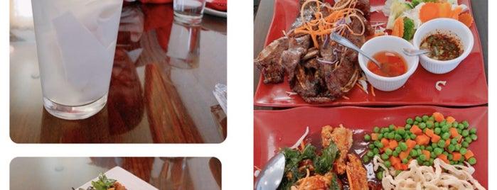 arawan thai cuisine is one of San Francisco.