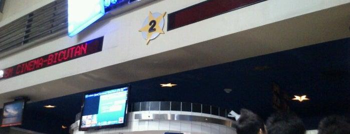 SM Cinema Bicutan is one of Paranaque.