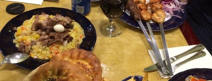 Chayhana Salom is one of Brooklyn Eats.
