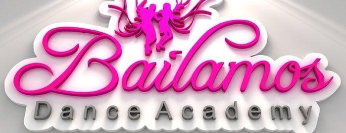 Bailamos Dance Academy is one of Firsat35 in Kampanyalari.