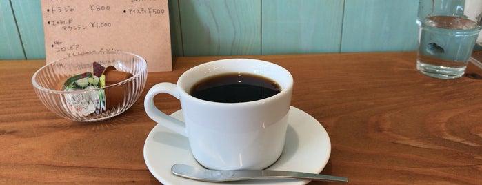 キャリオカコーヒー is one of Locais curtidos por Masahiro.
