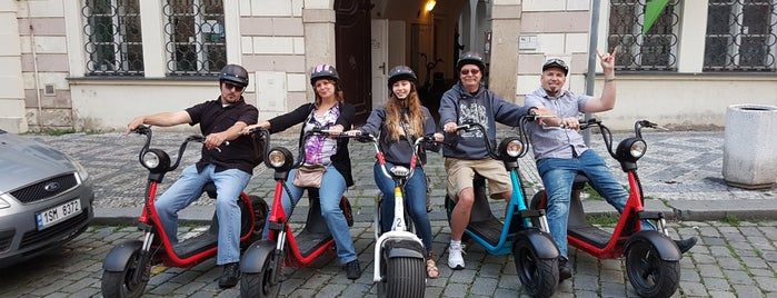 Prague Segway Tours is one of Prague.