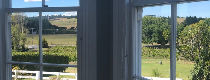 Hunting Lodge Winery is one of Tempat yang Disukai David.