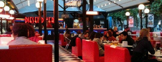 Diesel Diner is one of Antalya my to do list.