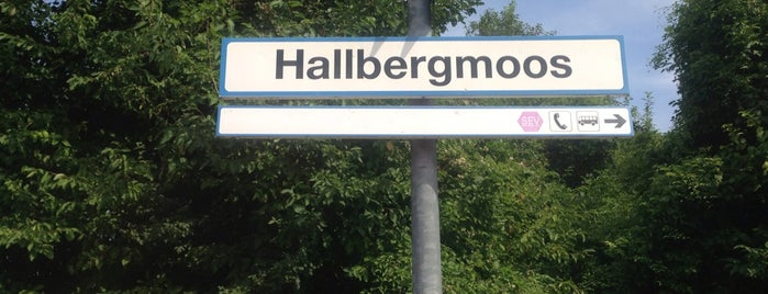 S Hallbergmoos is one of Tempat yang Disukai Mark.