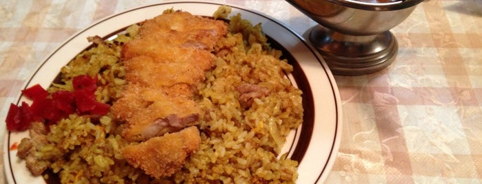 キッチン クック is one of 洋食.