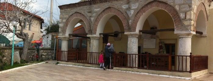 Sığacık Kalesi is one of Tempat yang Disukai Mehmet Ali.