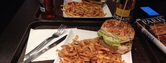 VG is one of Paris food.