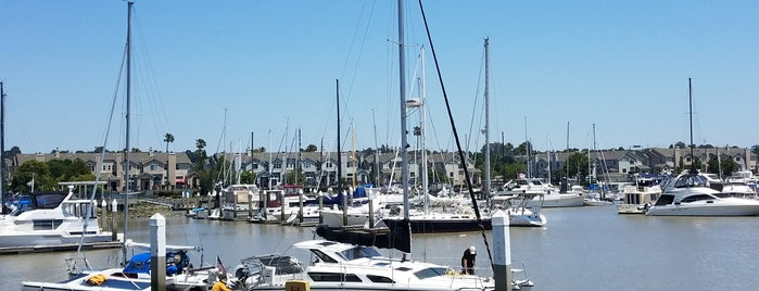 Benicia Marina is one of FAVORITE :-).