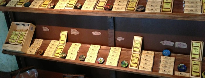 Caribeans Chocolate Tasting Lounge is one of Cahuita.