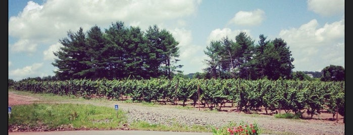 Sand Castle Winery is one of PA.