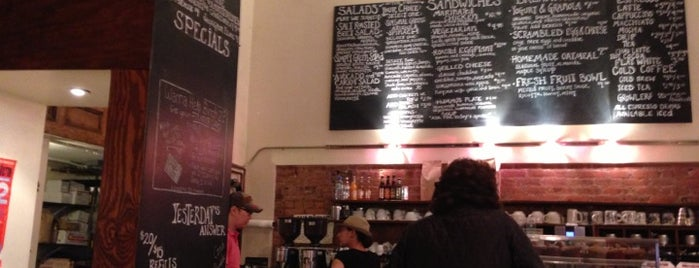 Birch Coffee is one of To do in NYC with Ciccio.