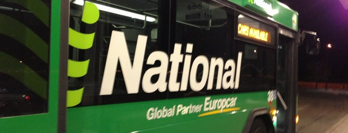 National Car Rental is one of Latonia's Liked Places.