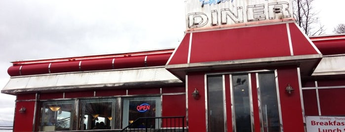 Phillipsburg Diner is one of New Jersey Diners.