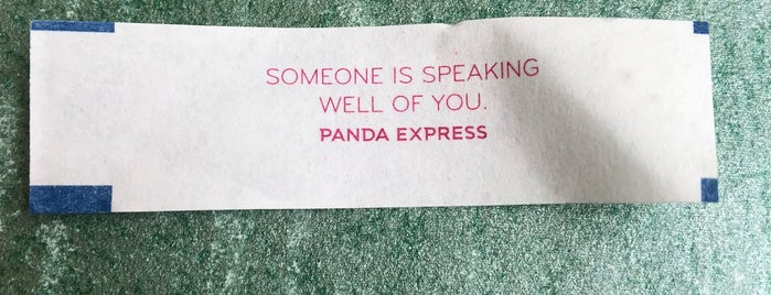 Panda Express is one of Milwaukee Restaurants.