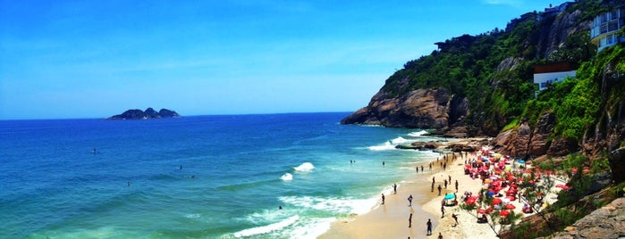 Praia da Joatinga is one of Fabioさんの保存済みスポット.