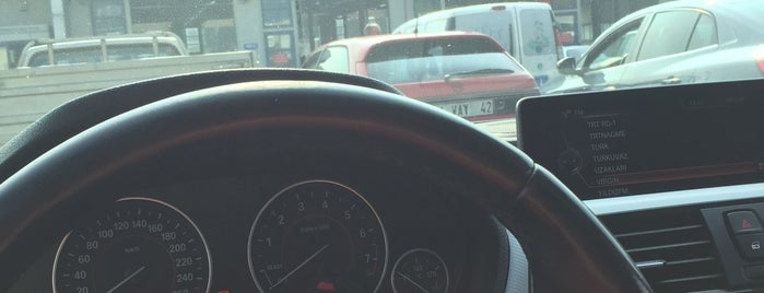 TÜVTÜRK Araç Muayene İstasyonu is one of Locais curtidos por Selin.