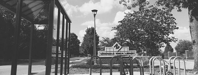 Springdale Public Library is one of Posti che sono piaciuti a Thomas.