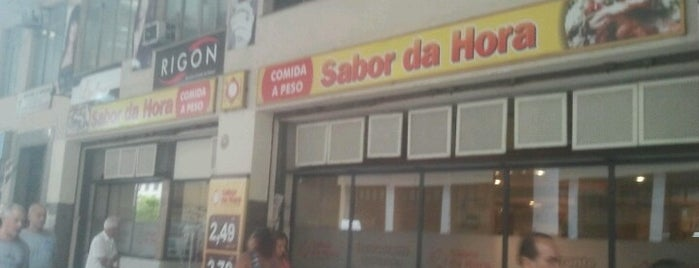 Sabor da Hora is one of Locais curtidos por Marcio.