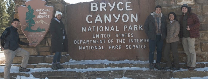 Bryce Canyon Visitor Center is one of John 님이 좋아한 장소.