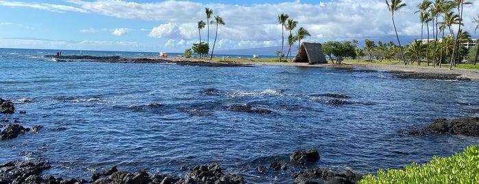 Kalāhuipua'a Historical Park is one of Hawai'i.