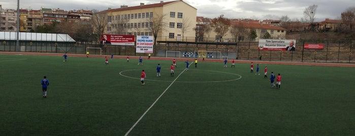 Hasan Doğan Stadyumu is one of Mekanlarrr.