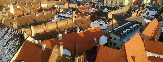 Sibiu is one of Romania 2014.