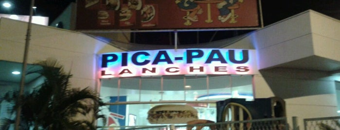 Pica Pau Lanches is one of Posti che sono piaciuti a K..