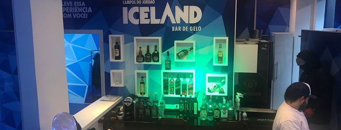 Iceland - Bar de Gelo is one of Lugares guardados de Gabi.