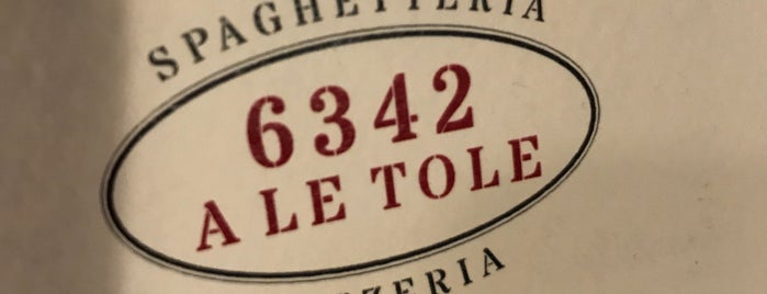 6342 Le tole is one of Италия.