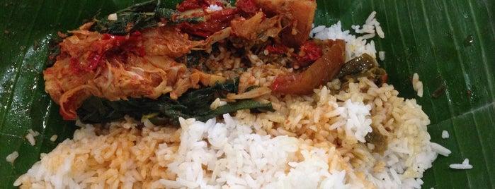 RM. Gumarang Jaya is one of Medan culinary spot.