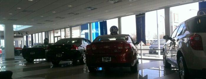 Webb Chevrolet Oak Lawn is one of favorites 1.