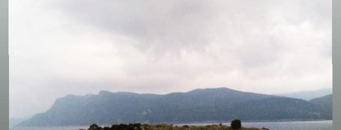 Tavşan Adası is one of สถานที่ที่บันทึกไว้ของ Sibel.