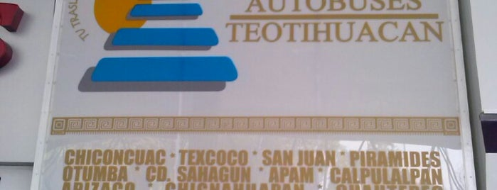Autobuses Teotihuacan is one of Mexico.