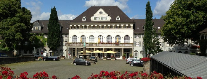 Mintrops Stadt-Hotel is one of Best of Essen.