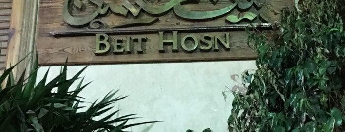 Beit Hossn is one of أم الدنيا.