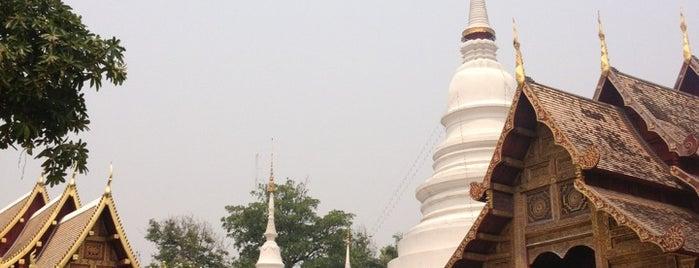 Wat Phra Singh Waramahavihan is one of Trips / Thailand.