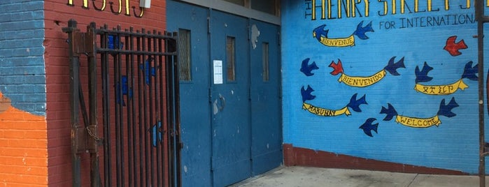 Manhattan Charter School II is one of Lugares favoritos de Lady.
