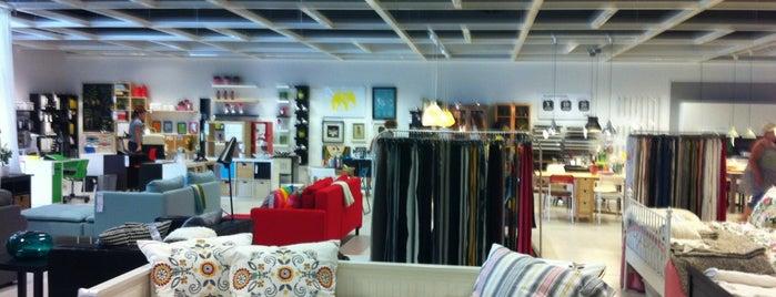 IKEA is one of Ifigenia: сохраненные места.