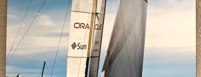 Oracle is one of Orte, die Sunjay gefallen.