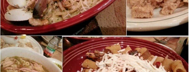 Carrabba's Italian Grill is one of good places.
