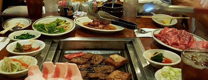 Seoul Garden Restaurant is one of Mikeさんの保存済みスポット.