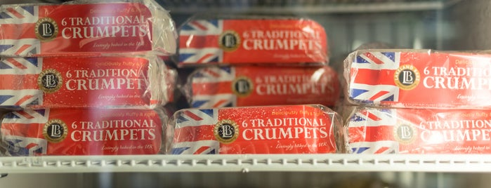 Taste of Britain is one of Tempat yang Disimpan Holly.