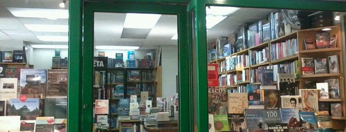 Librería Contrapunto is one of Librerías en Concepción.