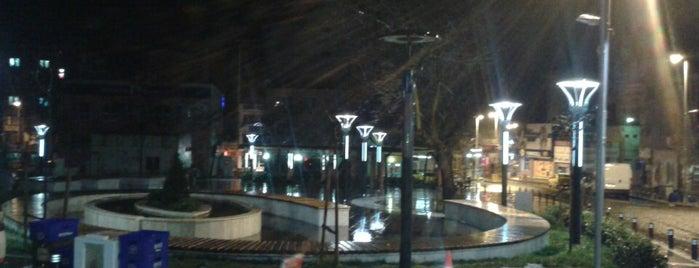 Cengiz Topel Meydanı is one of Atacaksin.