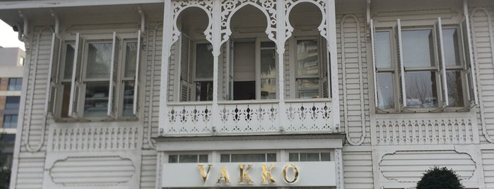 Suadiye Vakko is one of Tempat yang Disukai Caner.