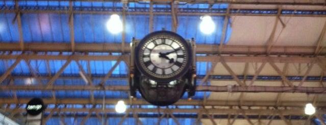 London Waterloo Railway Station (WAT) is one of Things to do in Europe 2013.